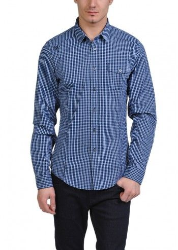 Calvin Klein Jeans, Man Day By Day Checked Shirt