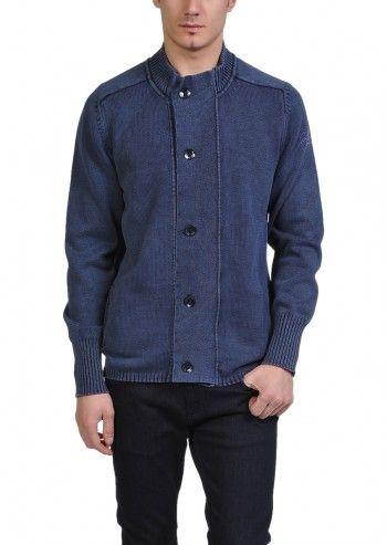 Calvin Klein Jeans, Man Danny Blue Navy Jacket
