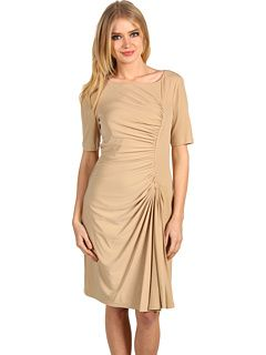 Calvin Klein (CK) Ruched Dress