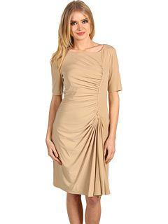 Calvin Klein (CK) Ruched Dress