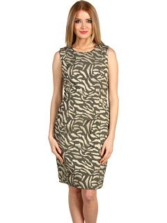 Calvin Klein (CK) Jaquard Dress