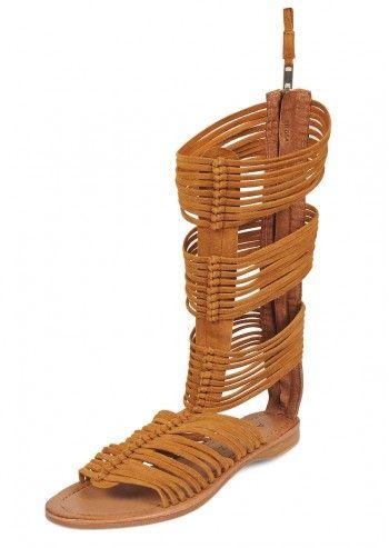 Sandale de gladiator