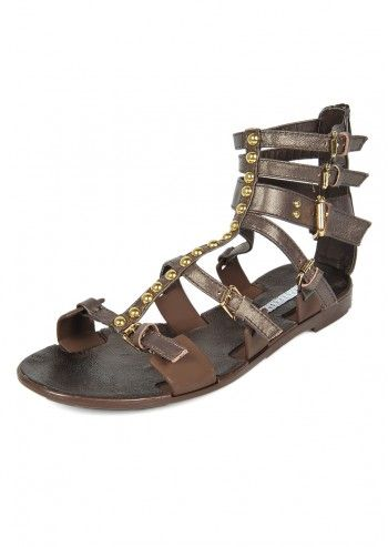 Apepazza Sport, Roman Brown Sandals