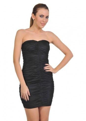 Ribelli, After Ten Black Dress