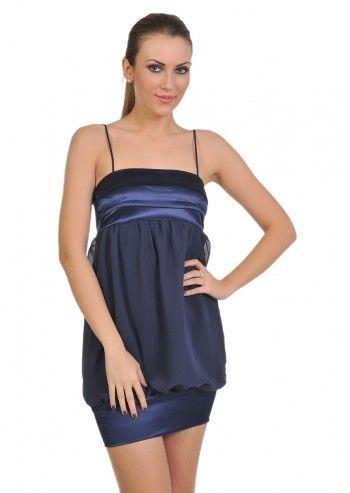 Ribelli, Queen Of Nigh Navy Blue Dress