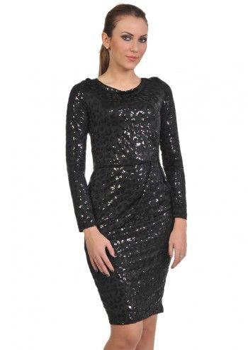 Ribelli, Tiffany's Cocktail Black Dress