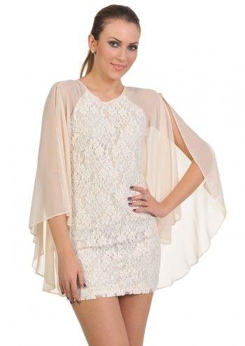 Ribelli, Angel Look Ivory Dress