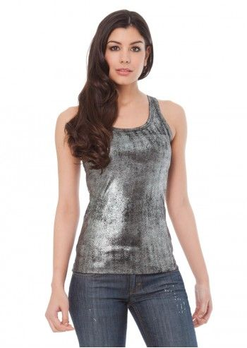 D&G, Deltana Silvery Top
