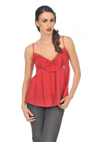 Galliano, Passion Red Top