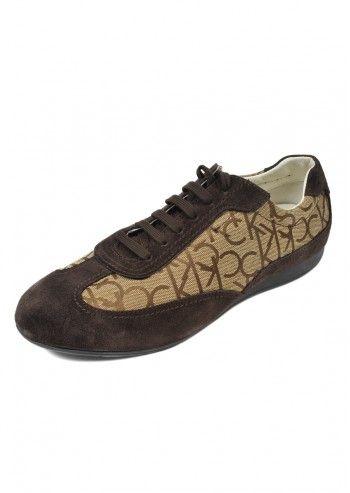 CK Calvin Klein, Pantofi sport maro Legaro