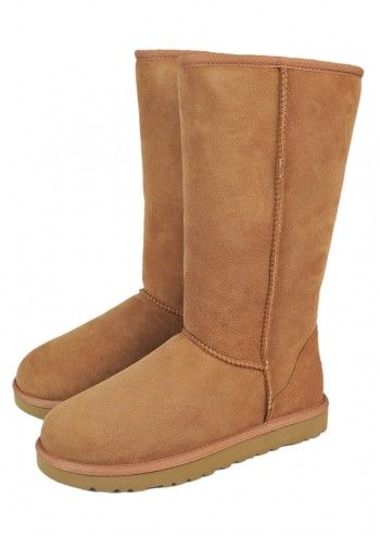 UGG® Australia, Woman Ginger Camel Brown Suede Boots