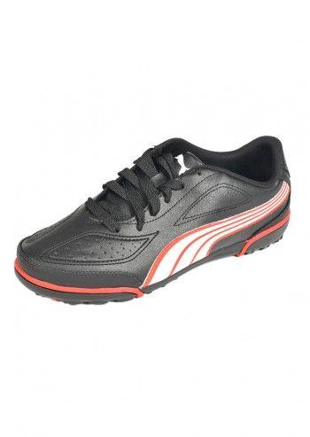 Puma, Pantofi sport negri Calcetto