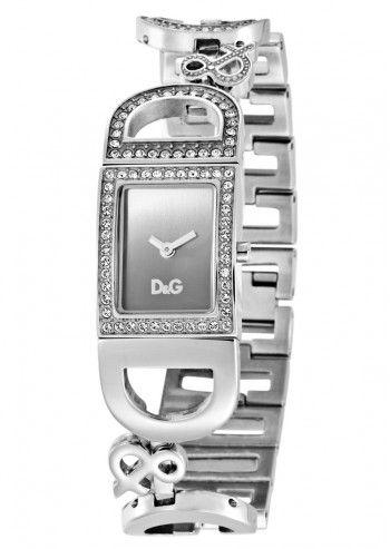 D&G, Ceas de dama White Logo Link