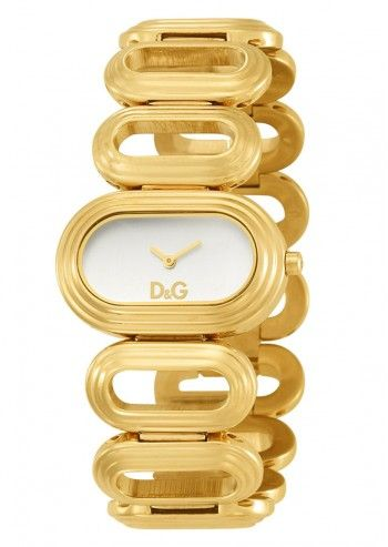 D&G, Ceas de dama Cortina Golden