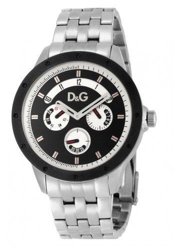 D&G, Ceas Barbatesc Black Dial