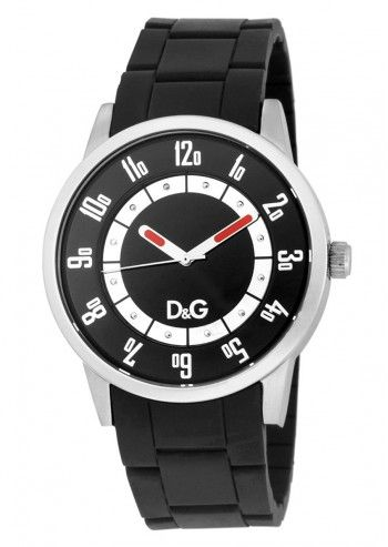 D&G, Ceas barbatesc Aspen Black