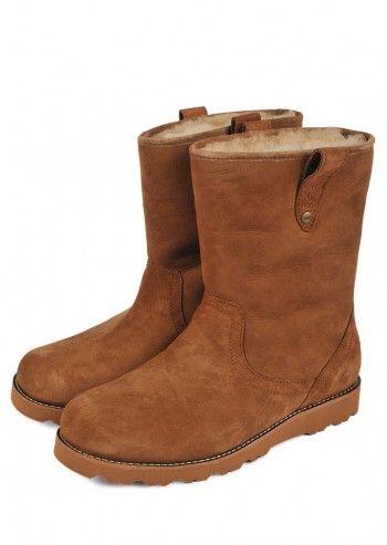 UGG® Australia, Man Stoneman Sepia Suede Boots
