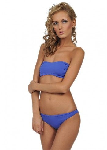 Just Cavalli, Woman Persian Blue Bathing Suit