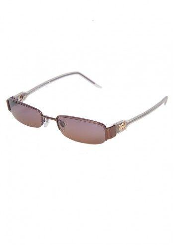 Just Cavalli, Unisex Extravagant Brown&Violet Sunglasses