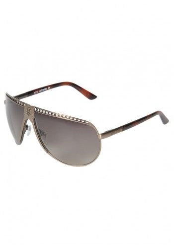 Just Cavalli, Unisex Castle Bronze Sunglasses