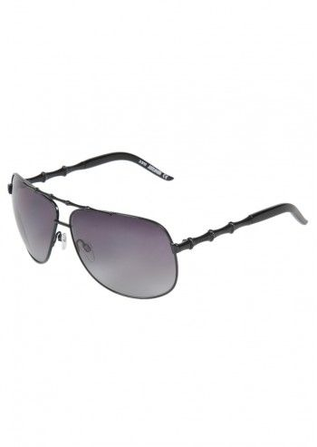 Just Cavalli, Unisex Cairo Black Sunglasses