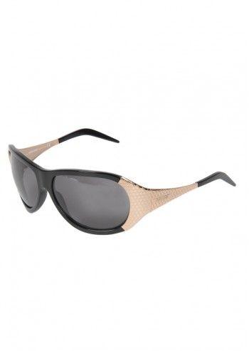 Roberto Cavalli, Woman High Class Black Sunglasses
