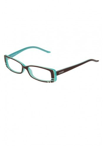 Just Cavalli, Woman Kelly Burgundy&Turquoise Frames