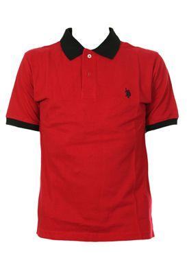 Tricouri US Polo cu maneca scurta pentru barbati