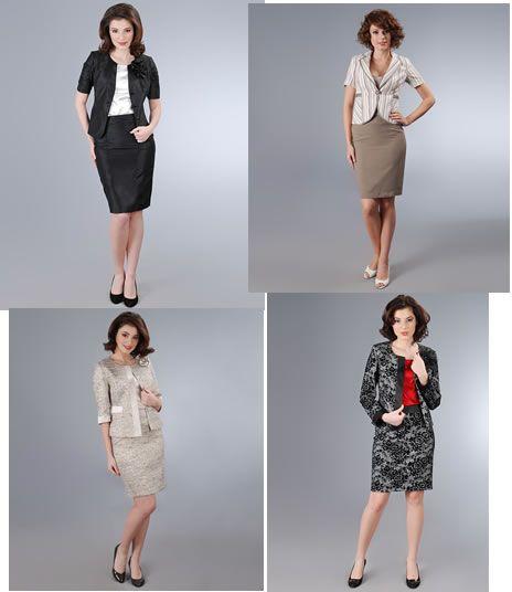 Costume de dama pentru birou