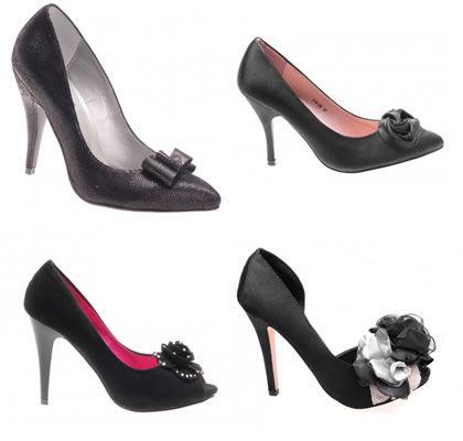 Pantofi ocazie de culoare neagra