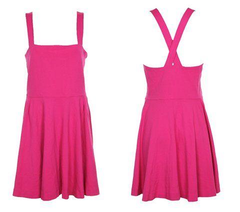 Rochie Zara roz siclam