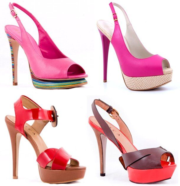 Sandale elegante cu platforma Epica 2