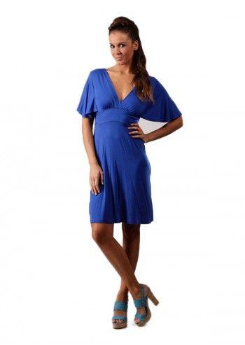 Chic Dressing, Rochie albastra Ella
