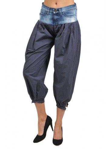 Miss Sixty, Pantaloni gri inchis Bandito