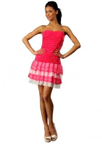 Rochie de ocazie cu corset Baby Doll