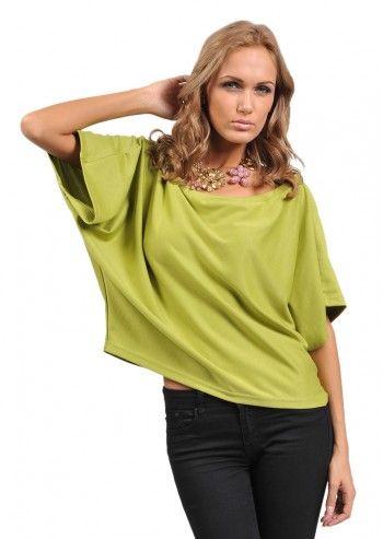Bluza dama verde de tei