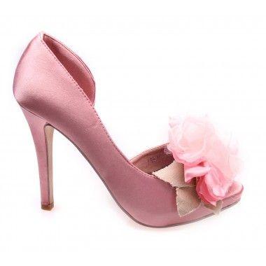 Pantofi de dama roz