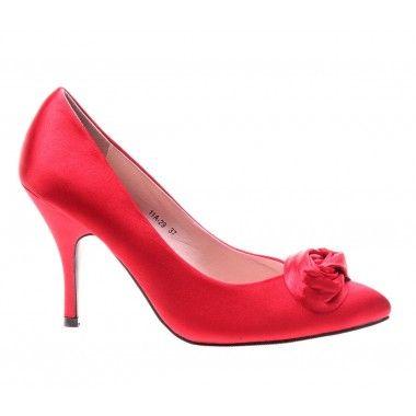 Pantofi de dama red Donna