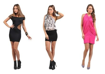 rochii de club