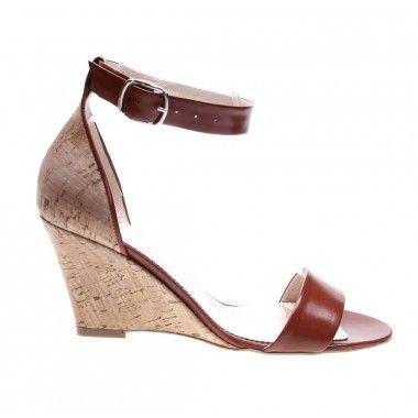 Sandale elegante cu talpa ortopedica