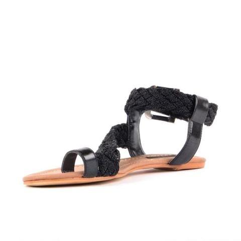 Sandale Zara cu talpa joasa