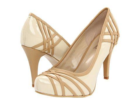 Pantofi piele intoarsa nude Type Z