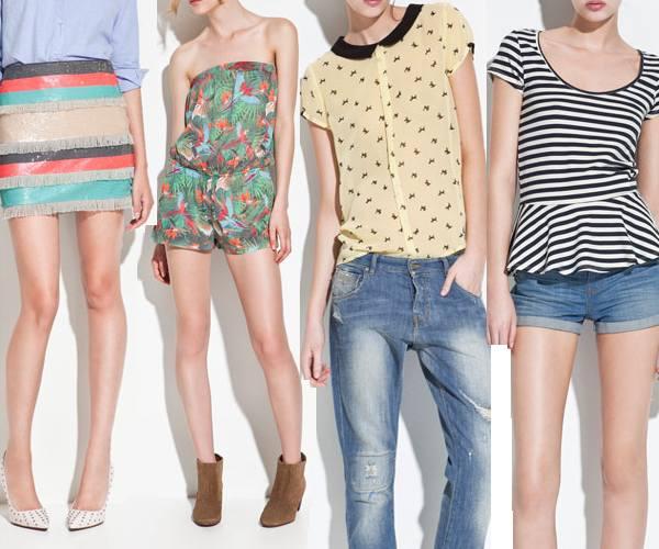 Colectia Zara TRF 2012