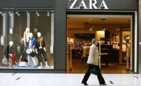 Magazine Zara In Romania