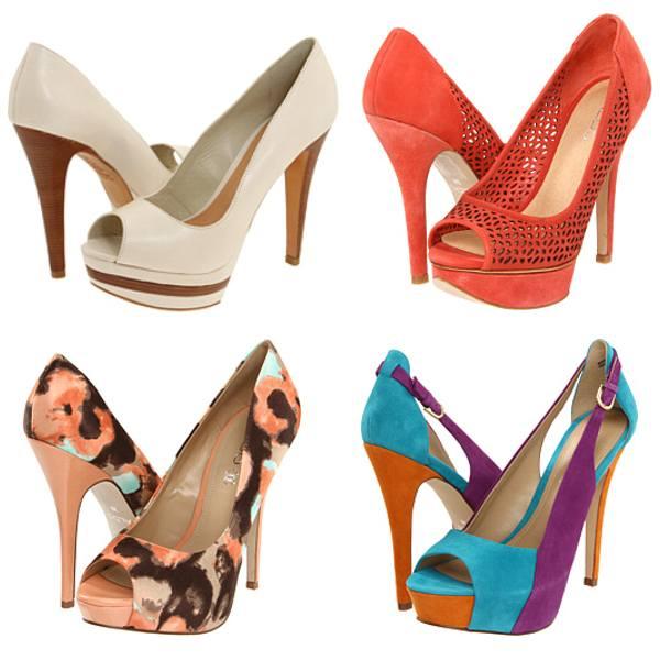 Pantofi cu platforme Aldo eleganti de zi