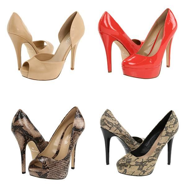Pantofi cu platforma Aldo
