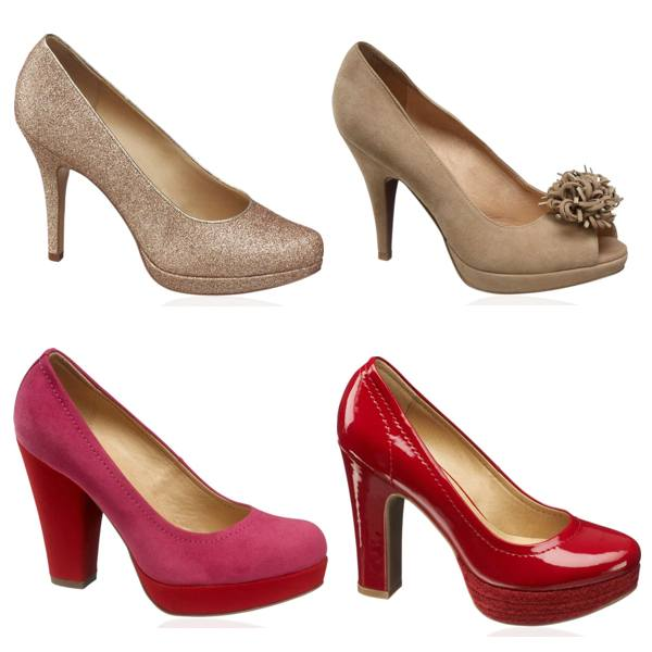 Pantofi cu platforme Deichmann