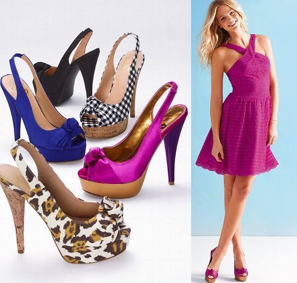Pantofi platforma Victoria's Secret