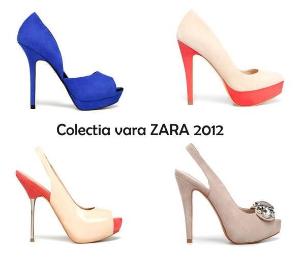Pantofi platforma Zara 2012
