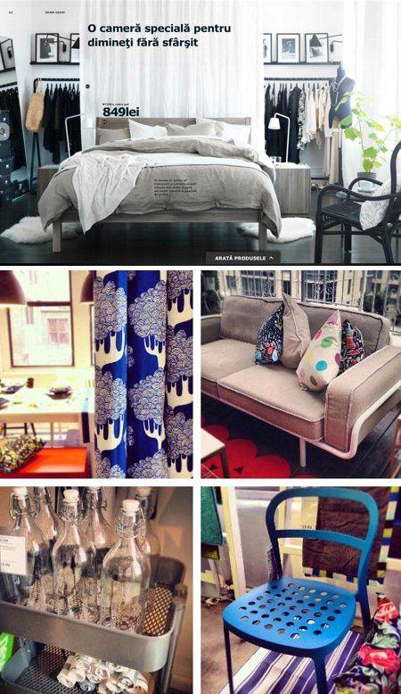 Catalog IKEA 2013- noutati mobila si decoratiuni
